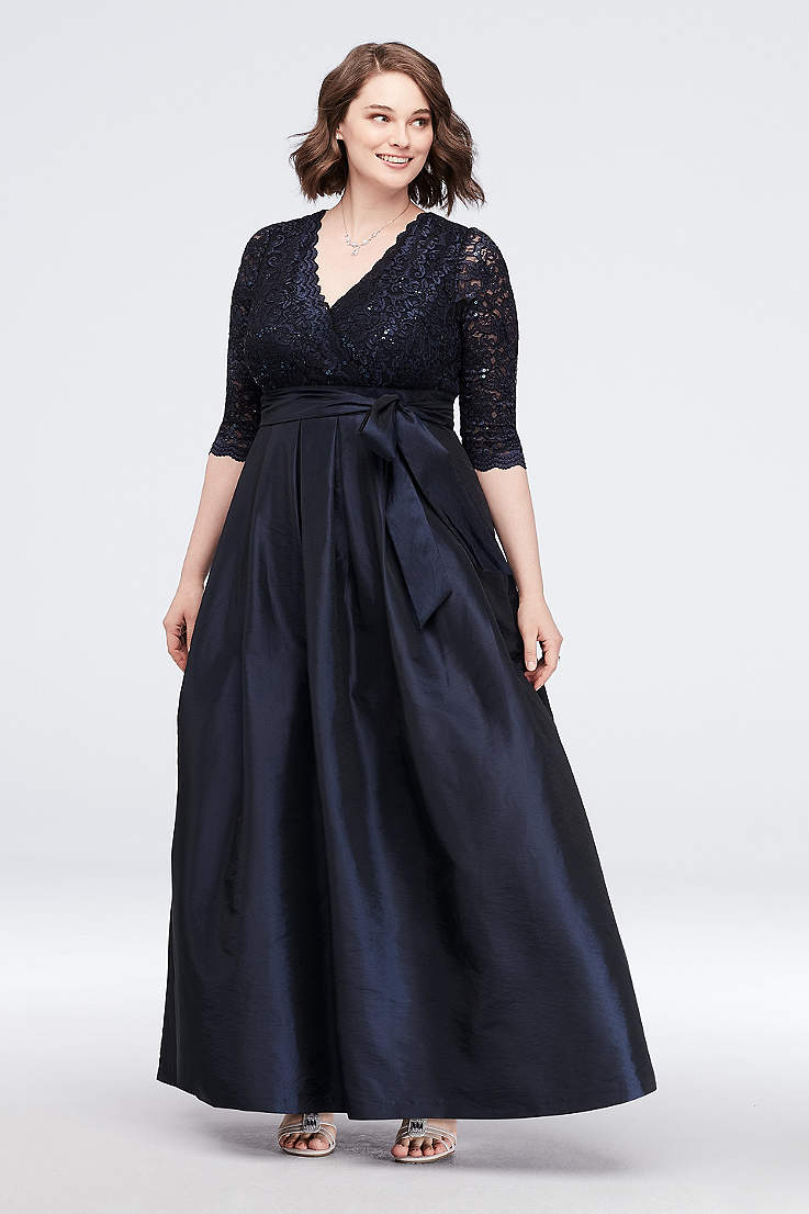 Plus Size Formal Dresses & Gowns for Special Occasions ...