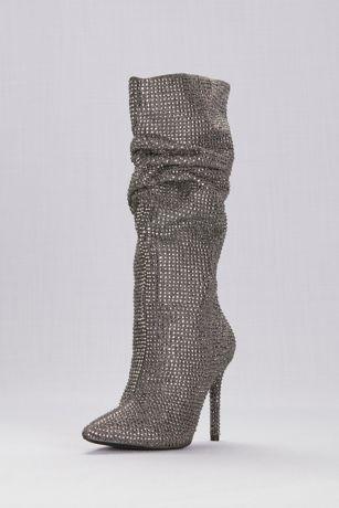 Jessica Simpson Grey Boots (Jessica Simpson Layzer Boots)