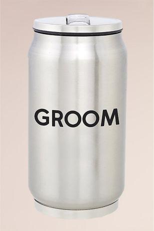 Stainless Steel Groom Tumbler