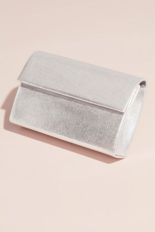Nina Embellished Strap Reflective Crossbody Bag