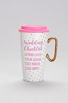 Wedding Checklist Coffee Mug M1038666712