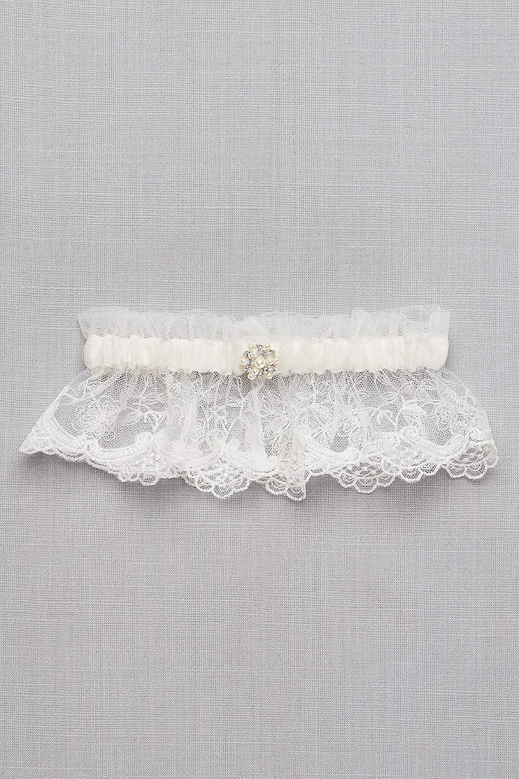 3dc346e7a9 Bridal Garters & Wedding Garter Sets in All Sizes | David's Bridal