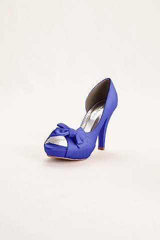 Discount Shoes & Heels on Sale | David\'s Bridal