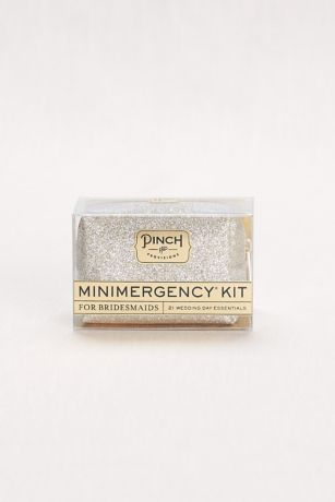 Minimergency Kit for Bridesmaids