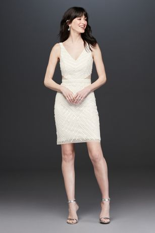 Short Sheath Tank Dress - DB Studio