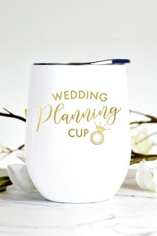 Wedding Planning Cup Wine Tumbler