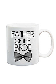 Father of the Bride Bowtie Mug MG10004