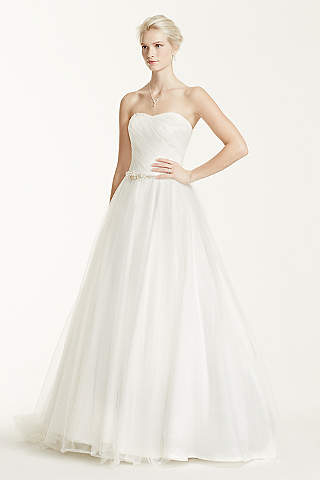 Wedding Dress Sample Sale in Various Styles | David\'s Bridal