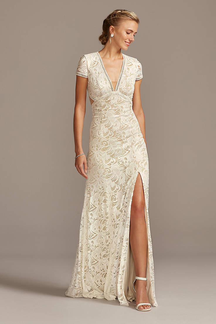 Destination Beach Wedding Dresses David S Bridal