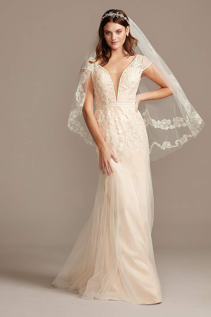 Destination Beach Wedding Dresses David S Bridal