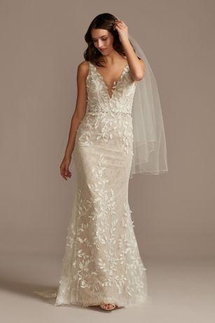 Boho Wedding Dresses Bohemian Bridal Gowns David S Bridal