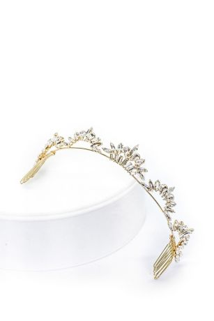 Marquise Crystal Arch Tiara