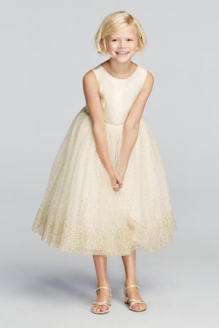 Short Ballgown Dress - David's Bridal