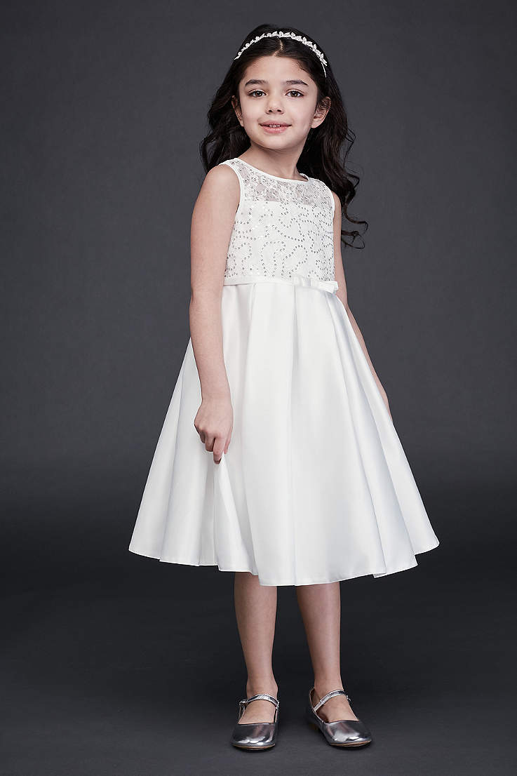 Girls First Communion Dress, Holy Communion Dresses ...