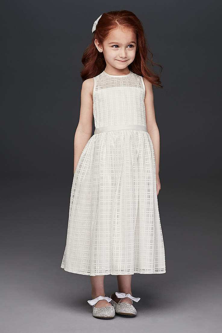 7d777ae332 Flower Girl Dresses - Every Color & Style | David's Bridal