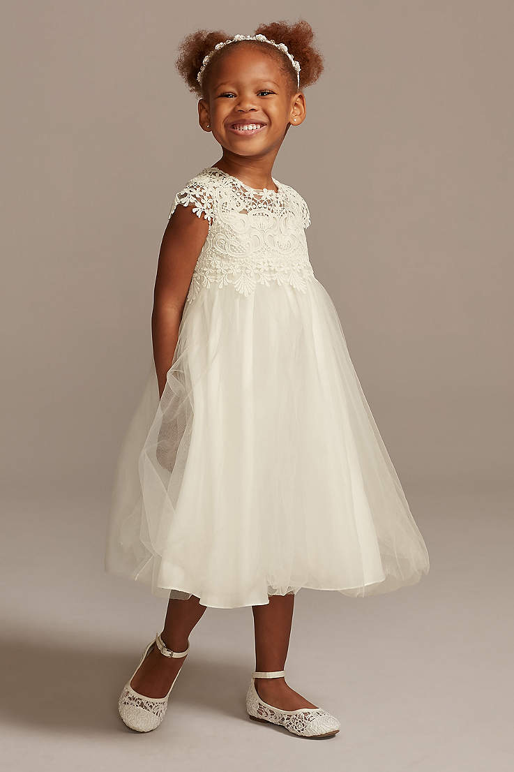 Biscotti Party Dress Ivory Lace Overlay on Pink Baby /& Toddler 12M-4T NWT