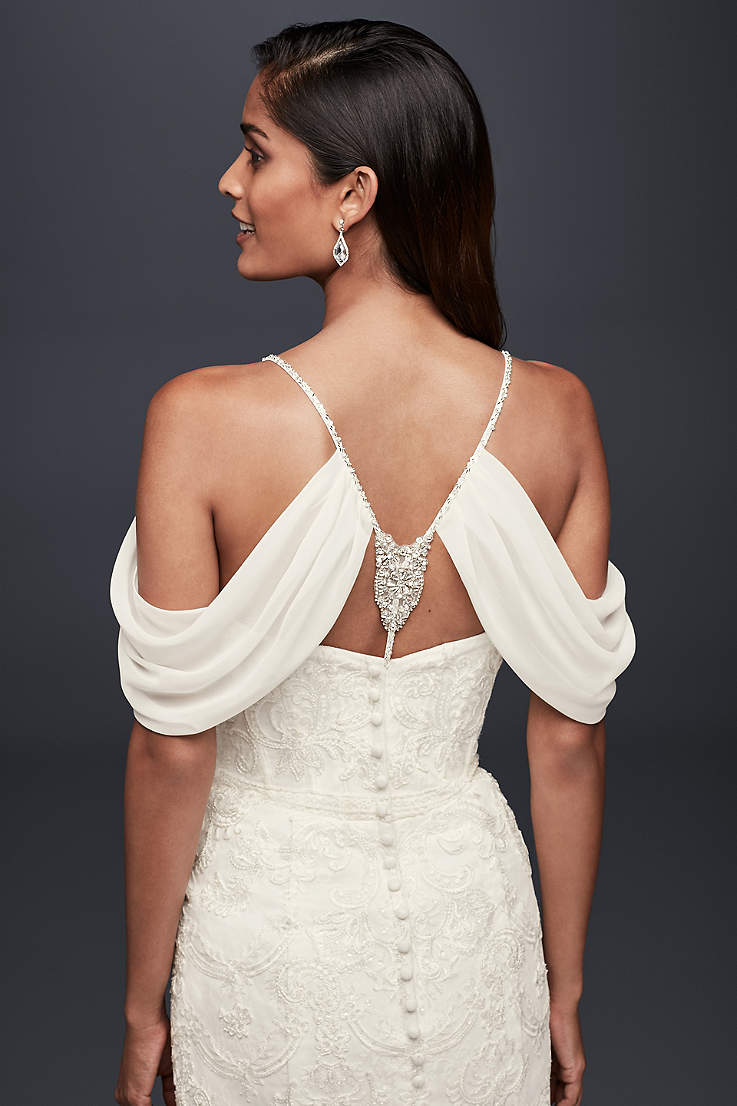 09a164388 Jackets & Wraps Sale in All Sizes | David's Bridal