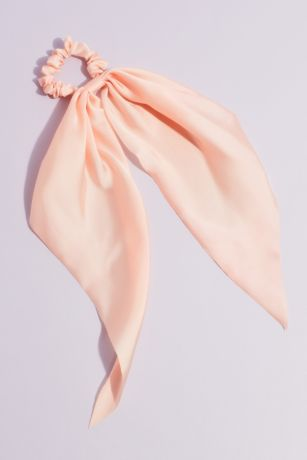 Satin Scarf Scrunchie