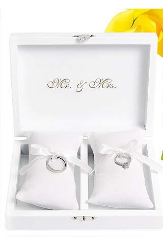 Ring bearer accessories pillows signs davids bridal personalized ring bearer keepsake box junglespirit Image collections