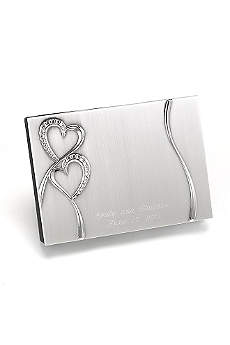 Personalized Sparkling Love Guest Book