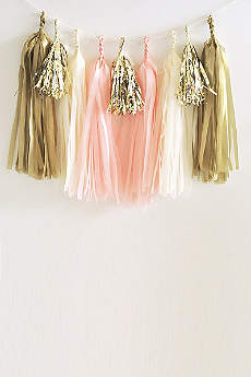 DIY Tassel Garland Kit Set of 20