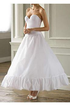 Full Bridal Ball Gown Slip