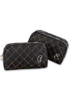 Personalized Quilted Make-Up Bag