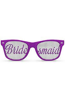 Personalized Bridesmaid Sunglasses