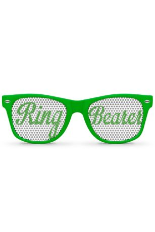 Personalized Ring Bearer Sunglasses