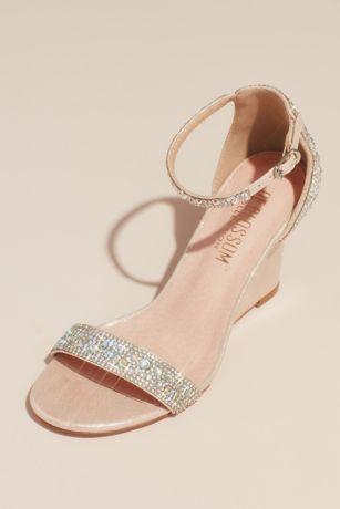 ea5c10de48 Women's Dress Shoes & Bridesmaid Heels, Sandals, Flats | David's Bridal