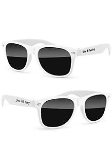 Personalized Retro Party Sunglasses