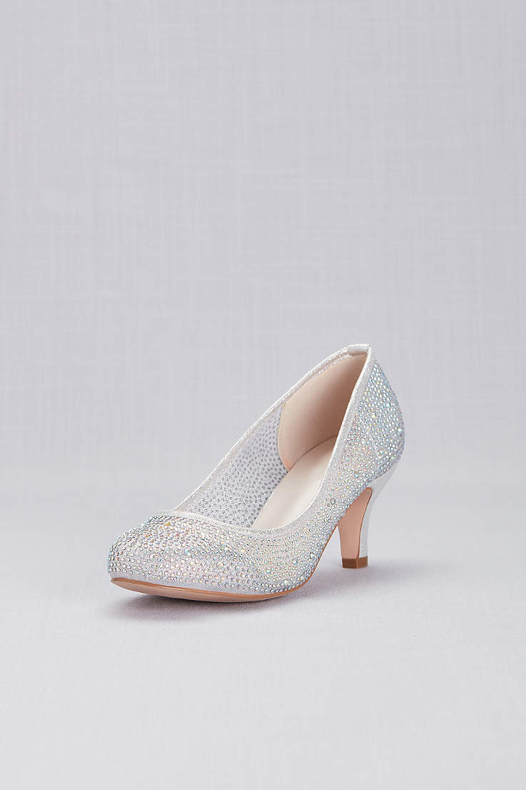 ce0ef21738d Women's High Heels & Stilettos in Various Colors | David's Bridal