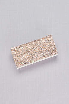 Rock Crystal Flap Clutch