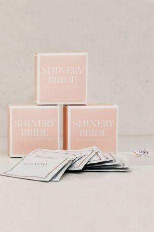 Shinery Bride Radiance Towelettes for Rings