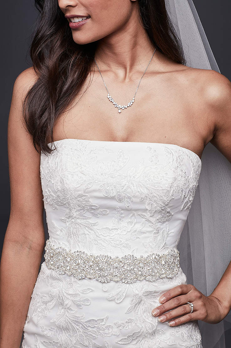 Bridal Sashes Belts For Sale David S Bridal