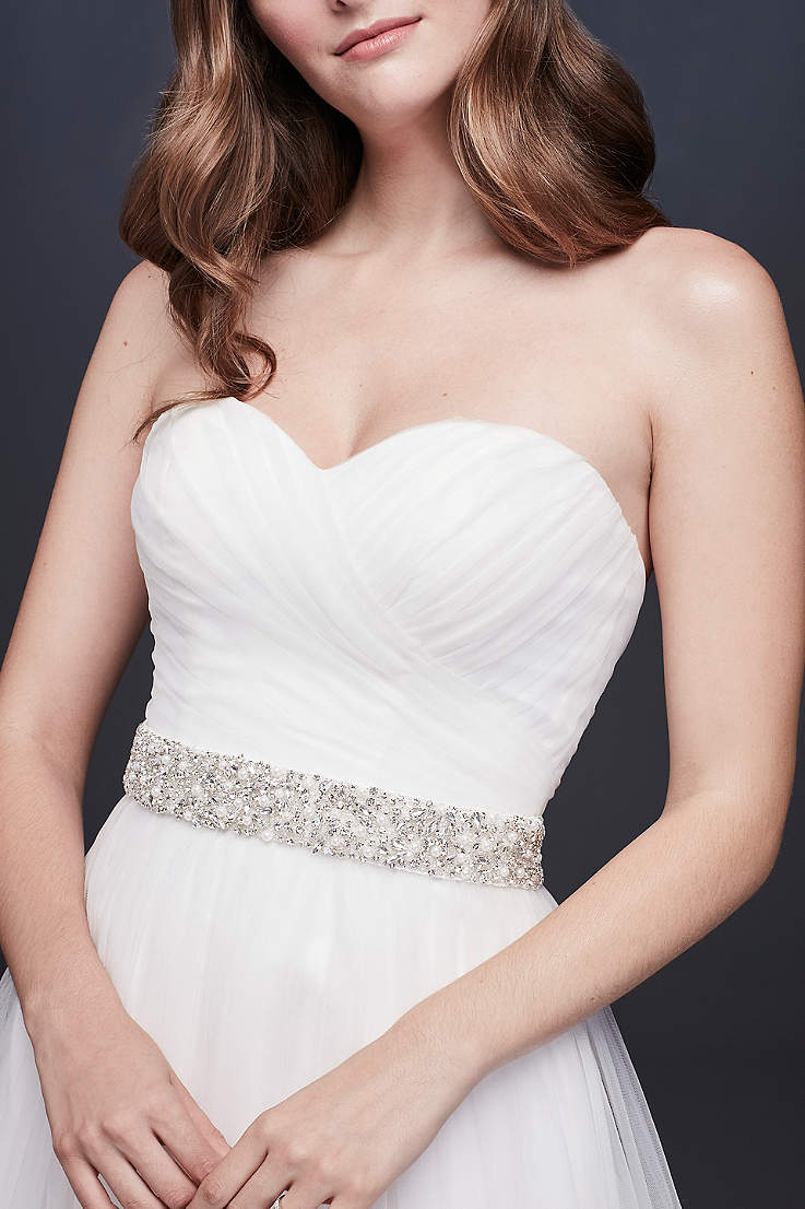 Bridal Sashes Wedding Dress Belts Davids Bridal