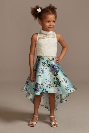 High Low A-Line Sleeveless Dress - Speechless
