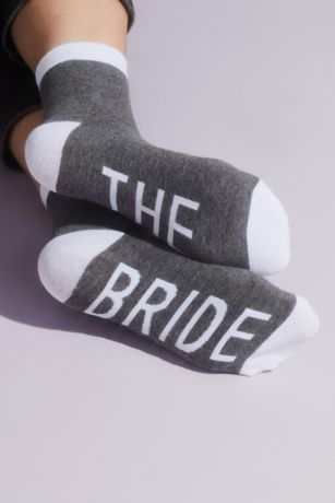 The Bride Crew Socks