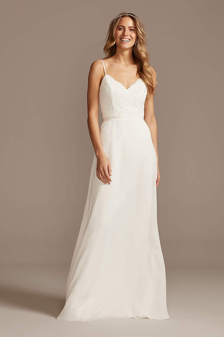 Wedding Dresses Bridal Gowns Find Your Dress At David S Bridal