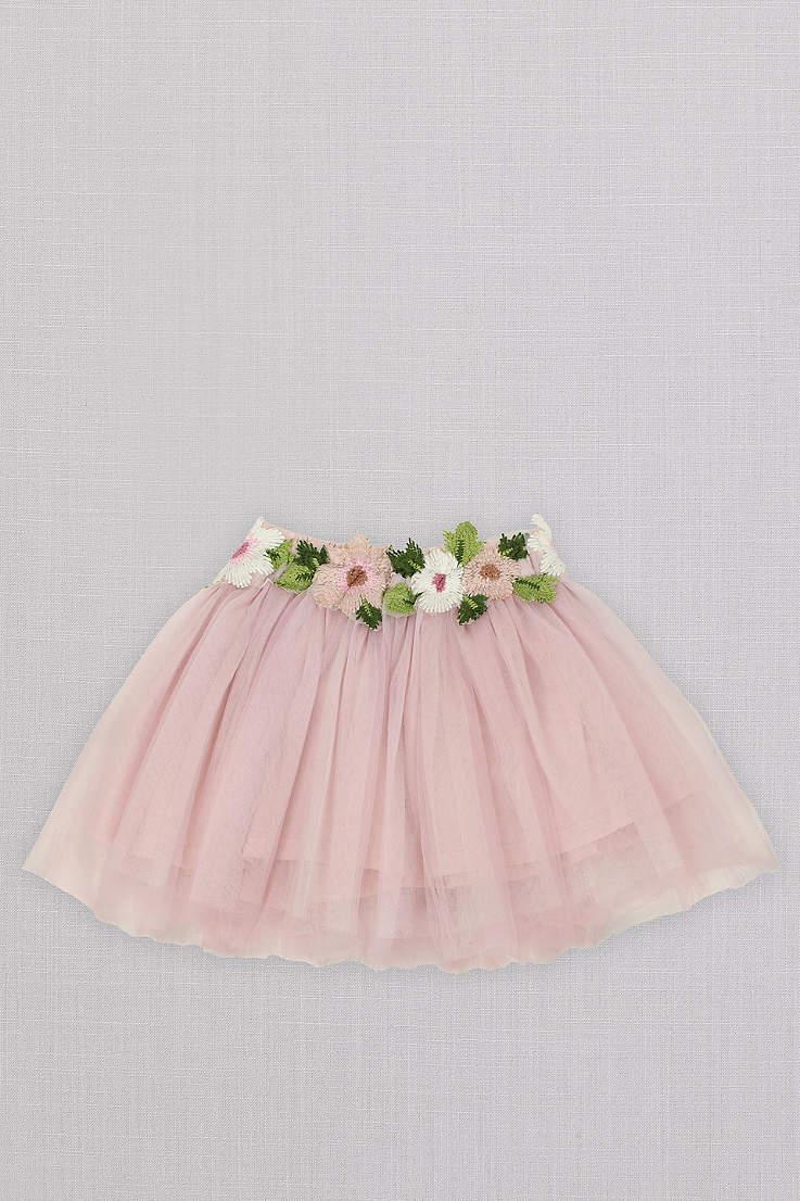 533224edd Dress - Popatu. Dress - Popatu · Popatu. Embroidered Applique Flower Girl Tulle  Tutu Skirt