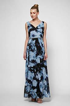 Long A-Line Tank Formal Dresses Dress - SL Fashions