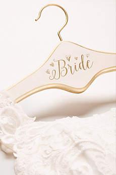 Painted Bride Hanger
