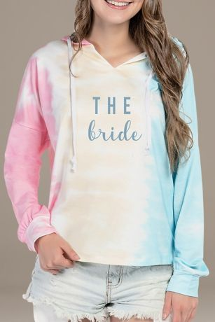 The Bride Tie Dye Sweatshirt