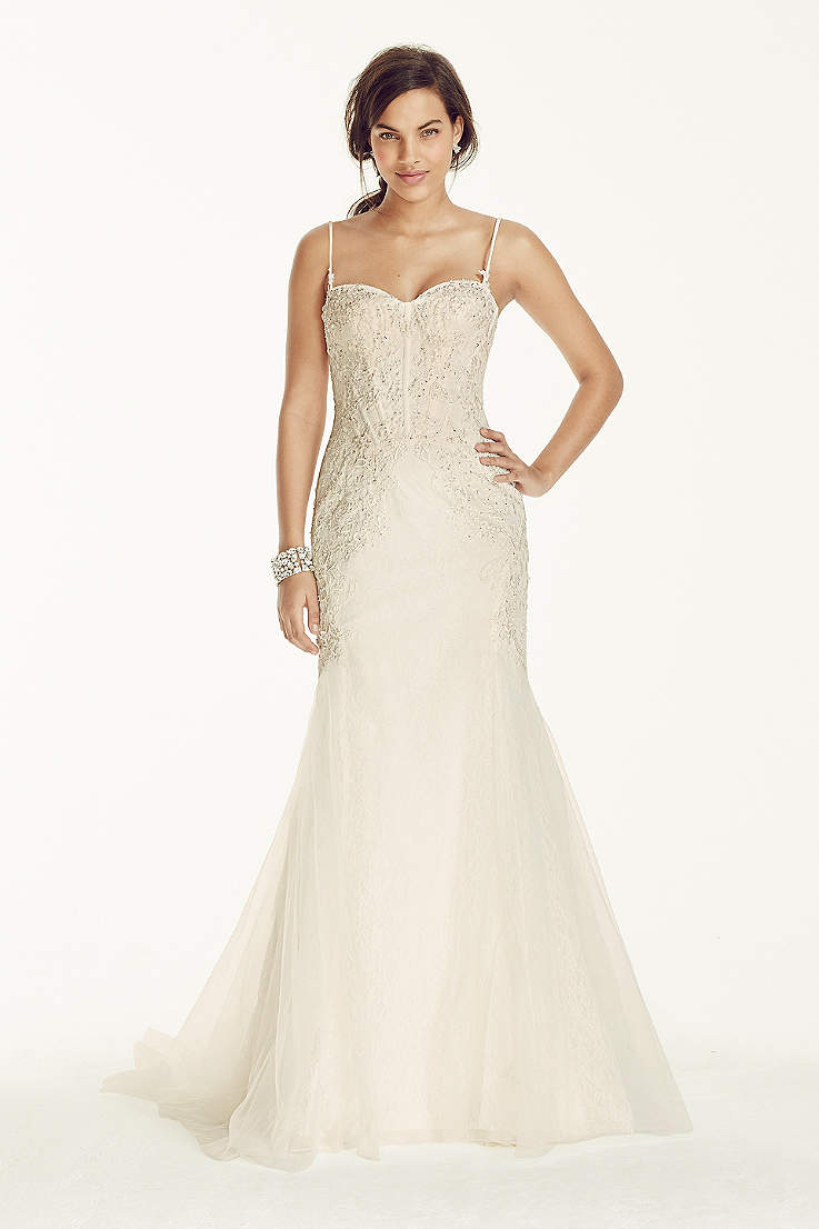 6d2957c1 Long Mermaid/ Trumpet Wedding Dress - Galina Signature