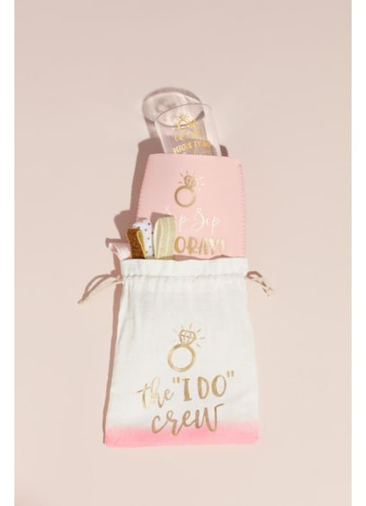 I Do Crew Bridesmaid Gift Set - Wedding Gifts & Decorations