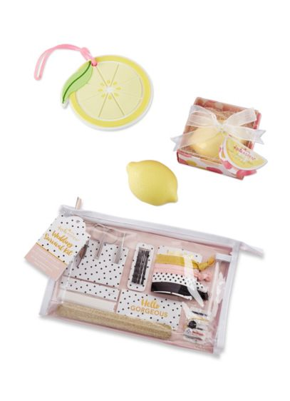 Lovely Lemon Travel Kit - Prepare for a trip of a lifetime with