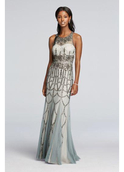 Long Sheath Tank Formal Dresses Dress - Adrianna Papell