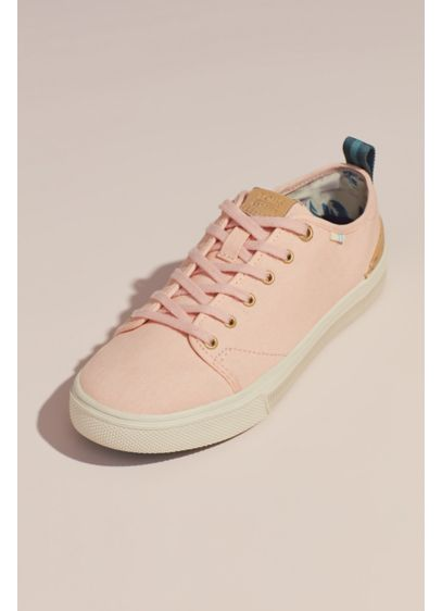 TOMS Pink (TOMS Canvas Sneakers)