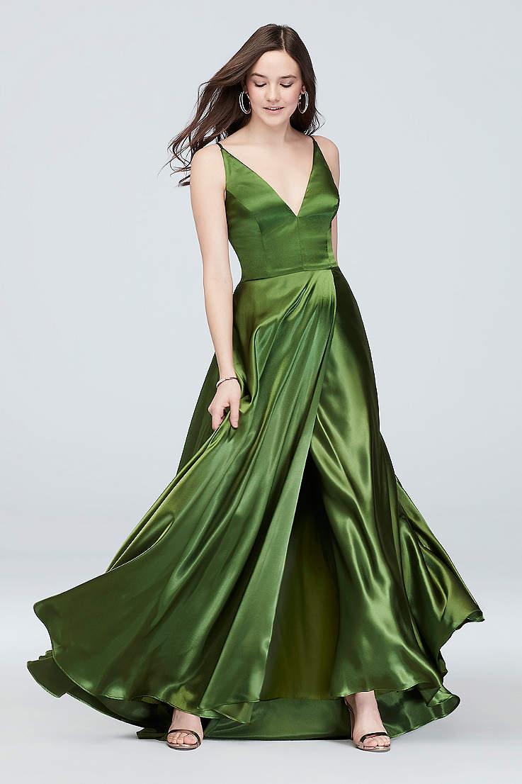0c2ab5191 Green Prom Dresses