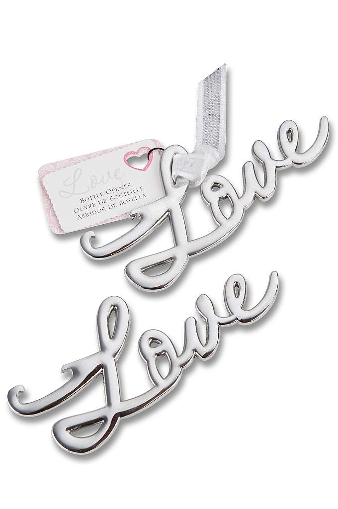 Love Bottle Opener - You'll love how our artisans have discretely and